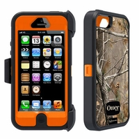 OtterBox Defender Realtree Series Case for iPhone 5 - Blazed