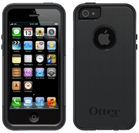 OtterBox Commuter Case for Apple iPhone 5 - Black