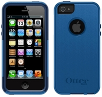 OtterBox Commuter Case for Apple iPhone 5 - Night Sky Blue