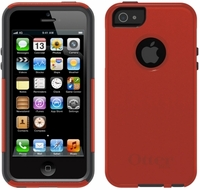 OtterBox Commuter Case for Apple iPhone 5 - Bolt Orange