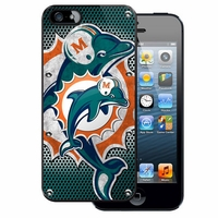 NFL Protector Case for Apple iPhone 5 - Miami Dolphins