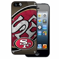 NFL Protector Case for Apple iPhone 5 - San Francisco 49ers
