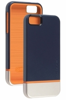 Body Glove Icon Hybrid Case for iPhone 5 - Blue and Silver