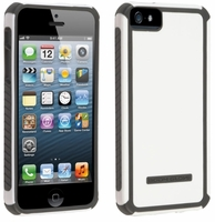 Body Glove Tactic Case for iPhone 5 - White and Gray