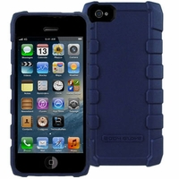 Body Glove DropSuit Case for Apple iPhone 5 - Navy Blue