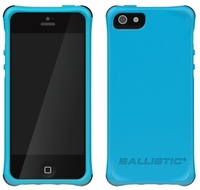 Ballistic Smooth Series Case for Apple iPhone 5 - Teal