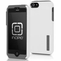 Apple iphone 5 Incipio Silicrylic DualPRO - White and Gray
