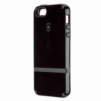 Speck - CandyShell Flip Case Apple iPhone 5 in Black/Slate