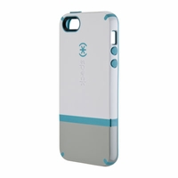 Speck - CandyShell Flip Case Apple iPhone 5 in White/Blue