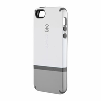 Speck CandyShell Flip Case Apple iPhone 5 - White/Grey