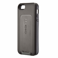 Speck - SmartFlex View for Apple iPhone 5 in Black/Gray