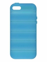 SlipGrip Case for the Apple iPhone 5 - Aqua