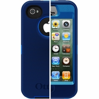 Otterbox Apple iPhone 4/4S Blue Defender Case
