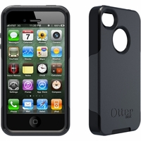 Otterbox Apple iPhone 4 4S Black Commuter