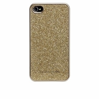 Case-mate iPhone 4/4S Gold Barely There Glam Case