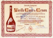 Vieille Cure de Cenon Bond 1952
