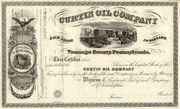 Curtin Oil (Venango Co, PA) Stock 186_