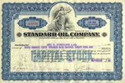 Standard Oil Co (of Kentucky) Stock 1928