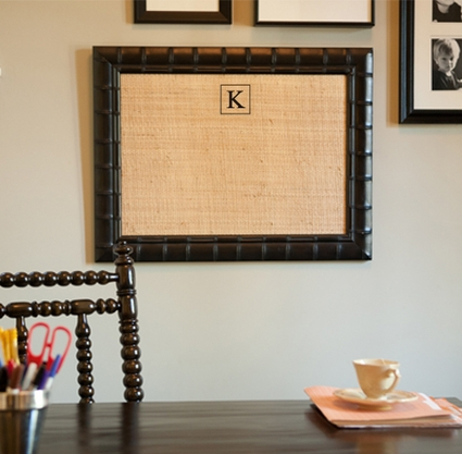 Embroidered Boards - Bamboo Frame