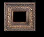 Art - Picture Frames - Oil Paintings & Watercolors - Frame Style #636 - 30x40 - Dark Gold - Ornate Frames
