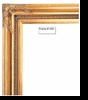 Picture Frames - Oil Paintings & Watercolors - Frame Style #1205 - 30X40 - Traditional Gold