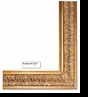 Picture Frames - Oil Paintings & Watercolors - Frame Style #1207 - 24X36 - Traditional Gold
