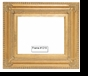 Picture Frames - Oil Paintings & Watercolors - Frame Style #1210 - 14X18 - Antique Gold