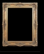 Art - Picture Frames - Oil Paintings & Watercolors - Frame Style #612 - 48x72 - Antique Gold - Ornate Baroque Frames