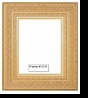 Picture Frames - Oil Paintings & Watercolors - Frame Style #1214 - 30X40 - Traditional Gold