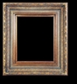 Art - Picture Frames - Oil Paintings & Watercolors - Frame Style #611 - 36x48 - Antique Gold - Ornate Frames