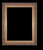 Art - Picture Frames - Oil Paintings & Watercolors - Frame Style #609 - 30x40 - Antique Gold - Ornate Frames