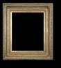 Art - Picture Frames - Oil Paintings & Watercolors - Frame Style #608 - 12x16 - Antique Gold - Ornate Frames