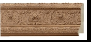 Custom Picture Frame Style #2042 - Ornate - Antique Gold Finish
