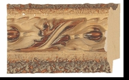 Custom Picture Frame Style #2147 - Ornate - Gold Finish