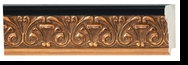 Custom Picture Frame Style #2172 - Ornate - Gold Finish