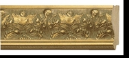 Custom Picture Frame Style #2186 - Ornate - Gold Finish