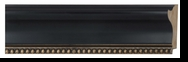 Custom Picture Frame Style #2291 - Traditional - Black Finish