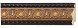 Custom Picture Frame Style #2024 - Ornate - Antique Gold Finish