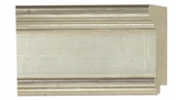 Custom Picture Frame Style #2307 - Traditional - Silver Finish