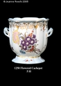 Jeanne Reed's - Cachepot - flower
