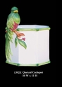 Jeanne Reed's - Quetzal - Cachepot