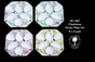 Jeanne Reed's - Charleston Oyster Plates/Set