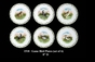 Jeanne Reed's - Game Bird Plates