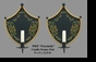 "Jeanne Reed's - ""Portobello"" Candle Sconce Pair"