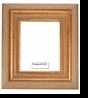 Picture Frames - Oil Paintings & Watercolors - Frame Style #1231 - 8X10 - Traditional Gold