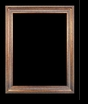 Art - Picture Frames - Oil Paintings & Watercolors - Frame Style #603 - 24x36 - Antique Gold - Gold  Frames