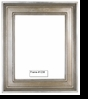 Picture Frames - Oil Paintings & Watercolors - Frame Style #1236 - 18X24 - Silver