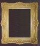 Art - Picture Frames - Oil Paintings & Watercolors - Frame Style #501 - 36x48 - Antique Gold - Ornate Frames