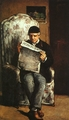 Art - Oil Paintings - Masterpiece #4009 - Paul Cezanne - The Artist's Father - Museum Quality