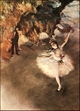 Art - Oil Paintings - Masterpiece #4032 - Edgar Degas - The Star / Dancer on Stage - Museum Quality